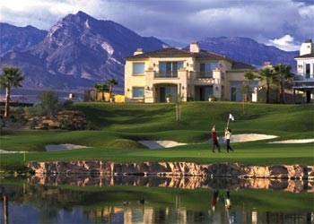 Red rock country club in summerlin