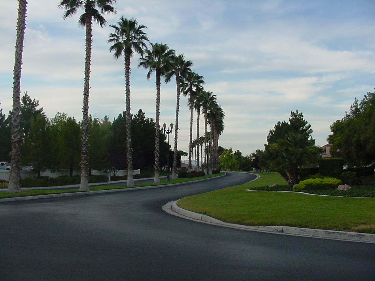 Spanish trail real estate entry
