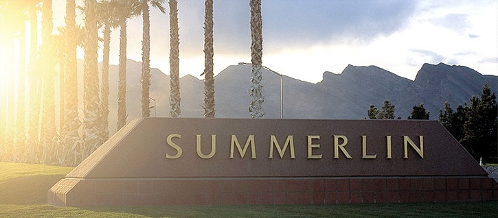 Welcome to summerlin